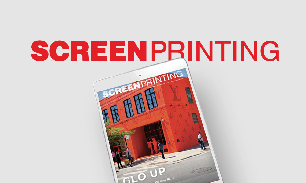 Screen Printing Hires New Associate Editor