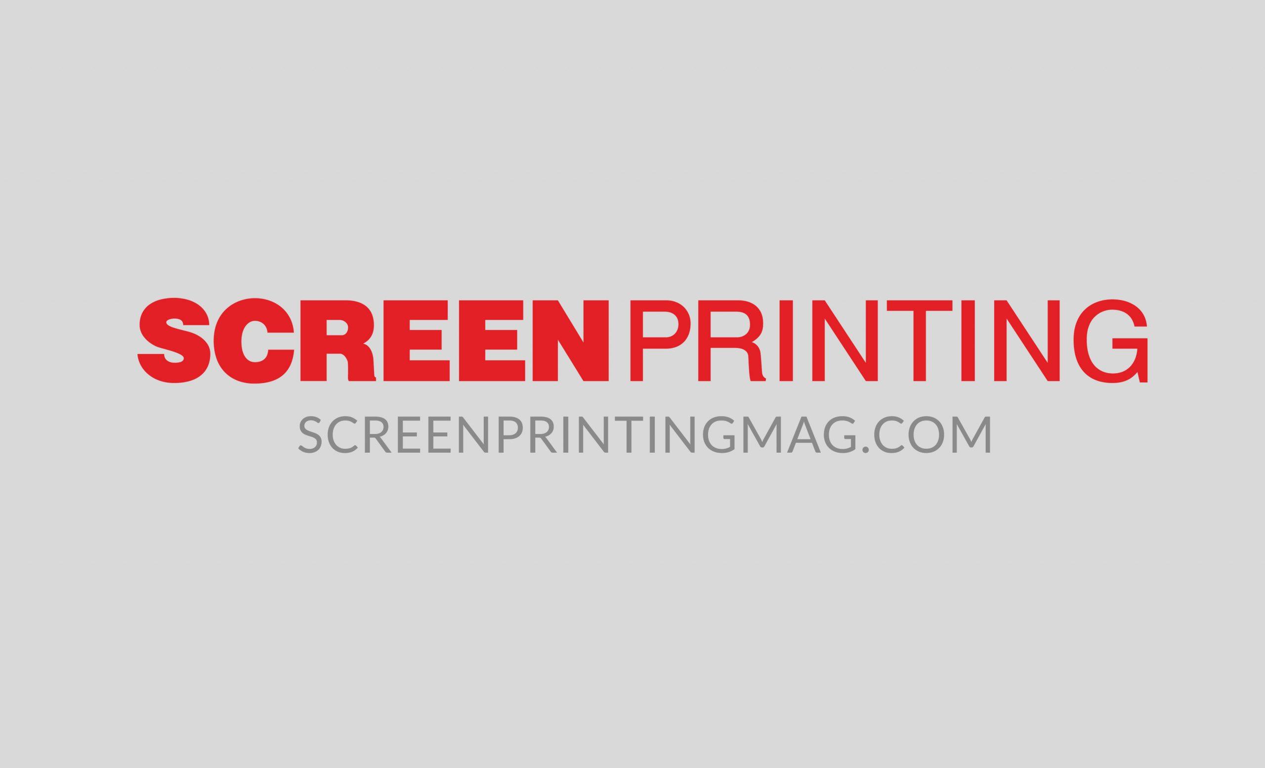 Check Out the Brand-New ScreenPrintingMag.com!