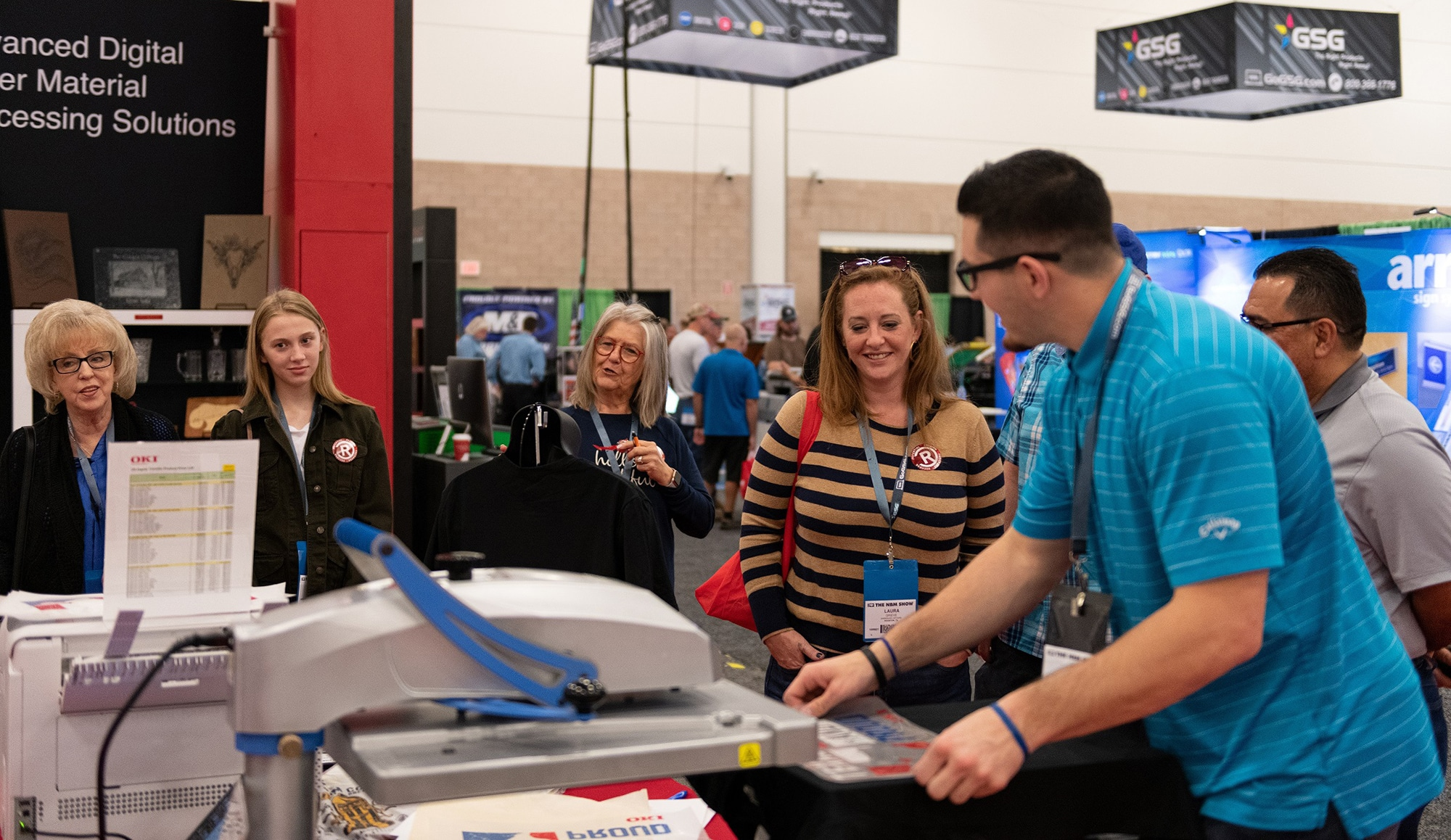 GRAPHICS PRO EXPO Announces In-Person and Online Event Dates