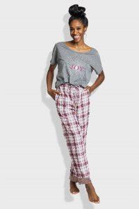 Prema Full flannel pants