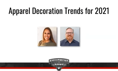 Apparel Decoration Trends for 2021