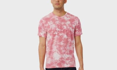 Alternative Apparel Go-To Tie Dye Tee