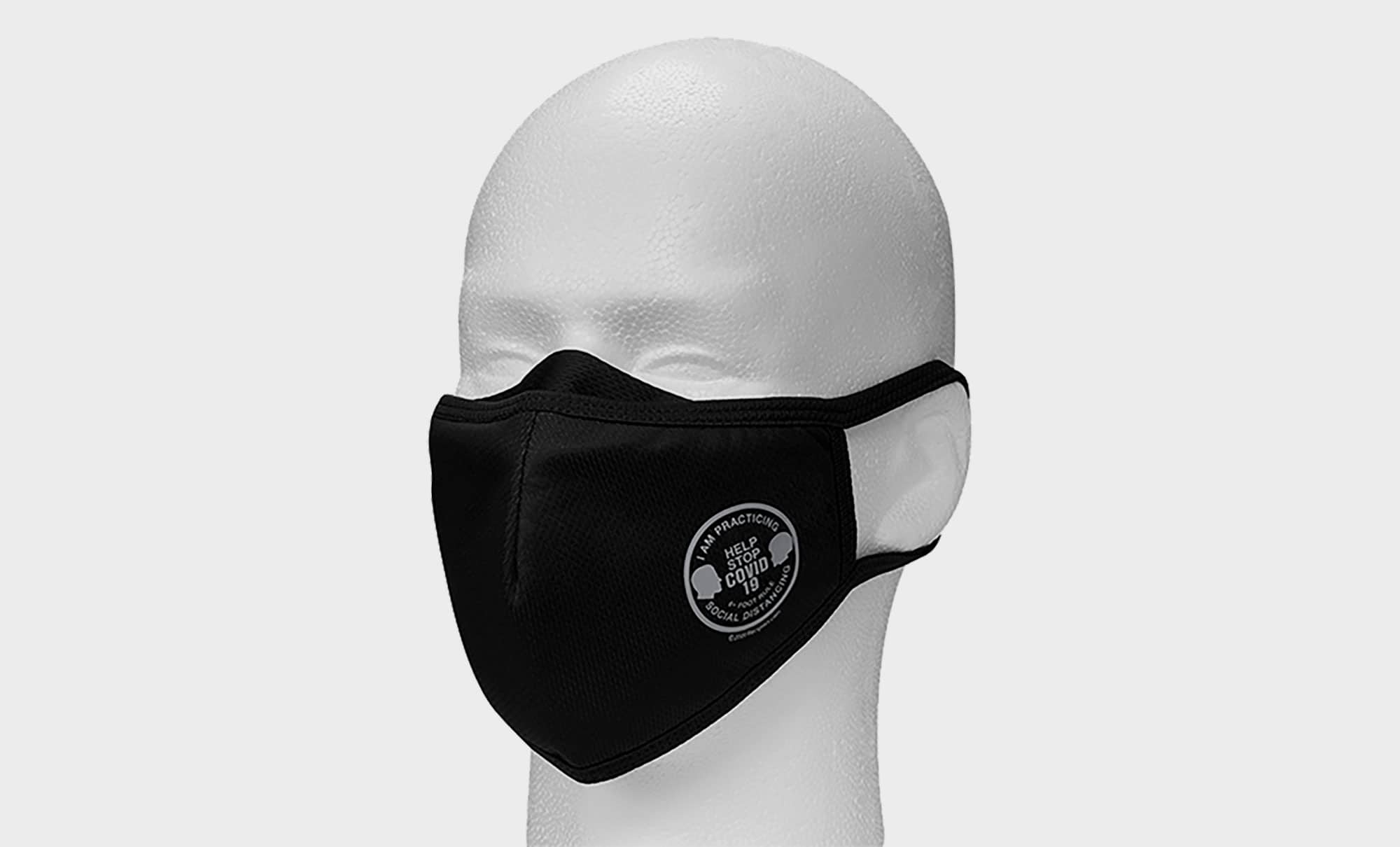 Pacific Sportswear Company SofMask Facemask