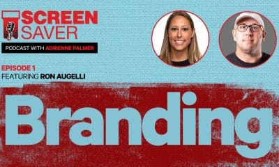 Screen Saver Podcast: Branding