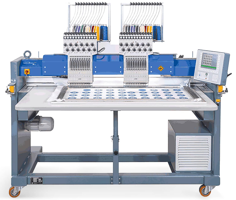 GSG ZSK Racer 2W Stretch Field Embroidery Machine