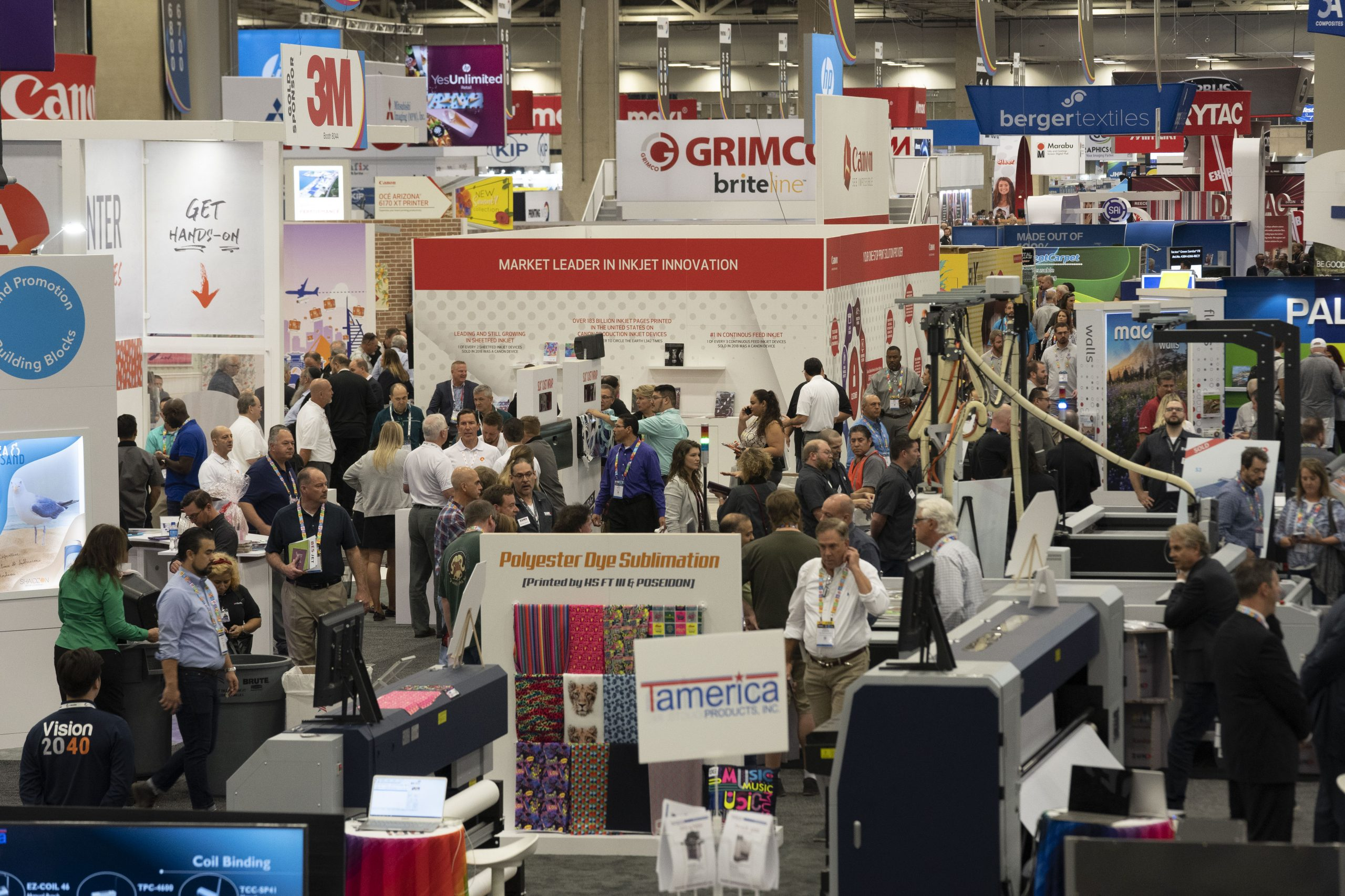 Registration Opens for Printing United Expo 2021