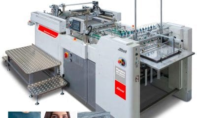 Sakurai Smart Textile Screen Press
