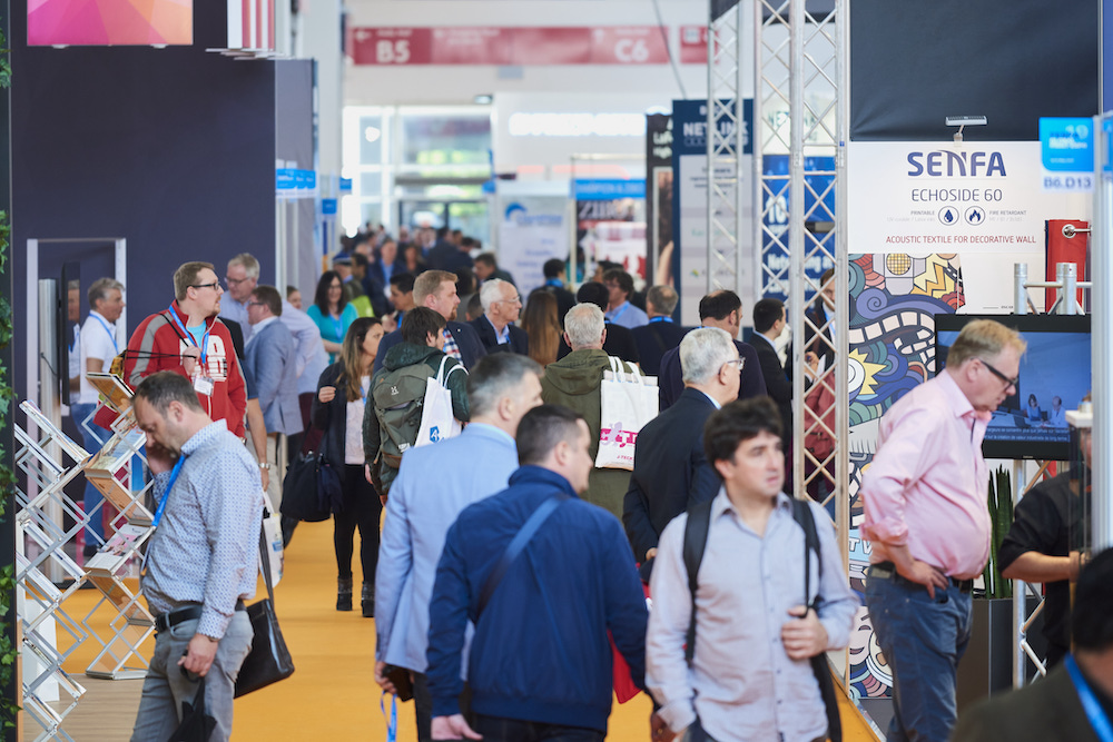 More Than 300 Exhibitors Coming to FESPA Global Print Expo 2021