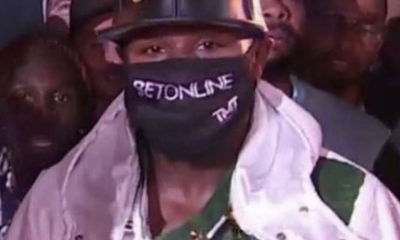 Chicago Shop Makes OnlyFans Hat Floyd Mayweather Wore for Ring Entrance