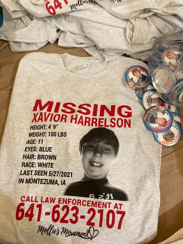 Iowa Print Shop Helps Search for Missing Child