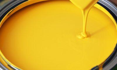 yellow-paint