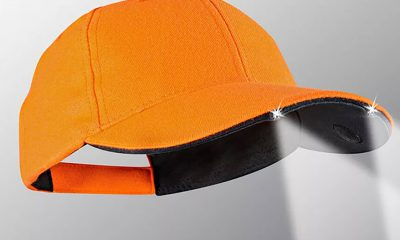 POWERCAP 20/00 LED Lighted Hat
