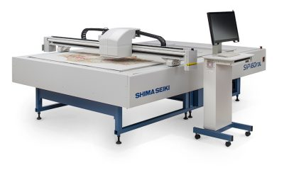 APC Shima Seiki DTG Flatbed Printer