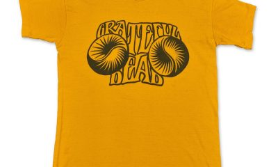 Grateful Dead T-Shirt from 1967 Sells for Nearly $18,000