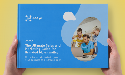 InkSoft Releases Free Marketing Guide for Branded Merchandise