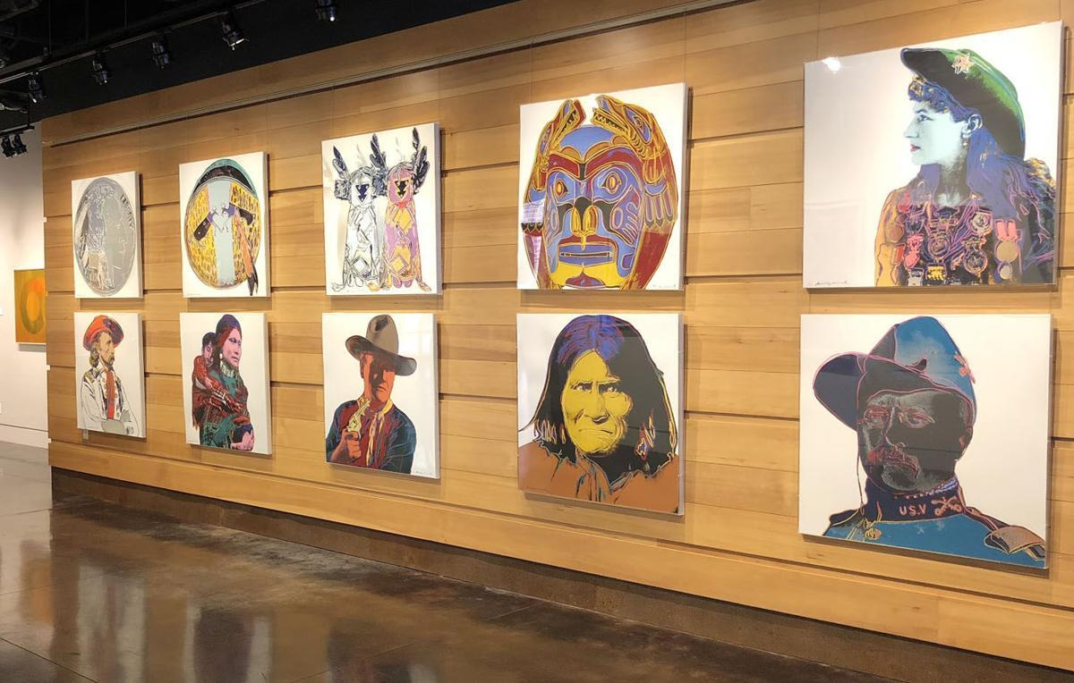 New Andy Warhol Exhibit Shows Final Screen Prints of Career
